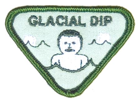 glacial dip