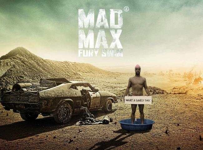 Mad Max- Fury Swim